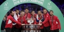 CROATIA DEFEATS FRANCE TO BECOME THE DAVIS CUP 2018 TENNIS CHAMPIONS thumbnail