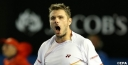 Wawrinka Takes Out Berdych. 6-3,6-7,7-6,7-6  In Australian Open  by Dr. Don Brosseau thumbnail