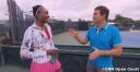 Pat Cash Interviews Venus Williams For CNN Open Court thumbnail