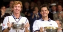 THE WOODIES ( TODD WOODBRIDGE AND MARK WOODFORDE ) TO RECEIVE ITF'S HIGHEST HONOUR thumbnail