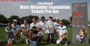 The 2nd Annual Mats Wilander Foundation Tennis Pro-Am benefiting debra of America thumbnail