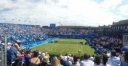 AEGON CHAMPIONSHIPS – HEWITT, EVANS, WARD, ENJOY PERFECT OPENING DAY @ THE QUEEN'S CLUB IN LONDON thumbnail