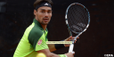 Fabio Fognini and Michael Stich Play On Historic Ocean Liner thumbnail