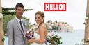 Novak Djokovic's Wedding Features In Hello! Magazine thumbnail