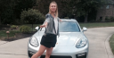 """MARIA SHARAPOVA IS A GREAT AMBASSADOR FOR PORSCHE, BESIDES SHE LOOKS SO """"HOT"""" GETTING IN AND OUT OF THOSE HOT WHEELS thumbnail"""