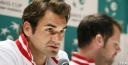 TENNIS CHANNEL HAS LIVE DAVIS CUP MATCHES STARTING FRIDAY , SEE ROGER FEDERER PLAY FOR SWITZERLAND thumbnail