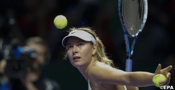 BNP Paribas WTA Finals 2014 in Singapore