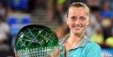 WTA – SYDNEY (FRI): KVITOVA TRIUMPHS IN ALL- CZECH FINAL thumbnail