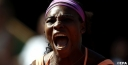 20th SLAM FOR SERENA WILLIAMS AS NOVAK DJOKOVIC BEATS ANDY MURRAY AT THE 2015 FRENCH OPEN IN PARIS thumbnail