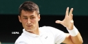 "TENNIS AUSTRALIA TROLLS TOMIC, WHO LOSES @ THE ""HALL OF SHAME"" TOURNAMENT, ALSO KNOWN AS THE NEWPORT, RHODE ISLAND HALL OF FAME TENNIS TOURNAMENT thumbnail"