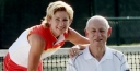 LEGENDARY TENNIS COACH JIMMY EVERT PASSES AWAY, HE HELPED HIS DAUGHTER CHRIS FIND THE CHAMPION WITHIN thumbnail