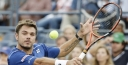 ROGER FEDERER, STAN WAWRINKA SET UP ALL-SWISS SEMIFINAL SHOWDOWN AT THE 2015 U.S. OPEN TENNIS BY RICKY DIMON thumbnail