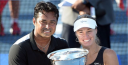 LEANDER PAES TEAMS WITH MARTINA HINGIS FOR US OPEN TITLE thumbnail