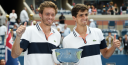 U.S. OPEN SATURDAY TIDBITS: FRANCE FARES WELL IN DOUBLES AND UCLA SWEEPS COLLEGIATE TITLES BY RICKY DIMON thumbnail
