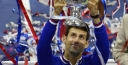 DJOKOVIC TAKES FEDERER'S BEST SHOT, SURVIVES AT U.S. OPEN FOR THIRD MAJOR TITLE OF 2015 BY RICKY DIMON thumbnail