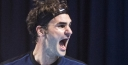 10SBALLS_COM SHARES PHOTOS OF FEDERER & NADAL FROM THE SWISS INDOORS TENNIS FINAL IN BASEL thumbnail
