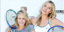 MARIA SHARAPOVA AND PORSCHE HOST TENNIS STARS INCLUDING CHELSEA HANDLER (ANDY RODDICK TO PLAY MICHAEL CHANG) THIS WEEKEND FROM U.C.L.A. CAMPUS ON TENNIS CHANNEL, HERE'S THE T.V. SCHEDULE thumbnail