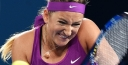 "VICTORIA ""VIKA"" AZARENKA AND SLOANE STEPHENS HEADLINE FIRST WEEK OF 2016 WTA TENNIS TOUR BY CHERYL SHRUM thumbnail"