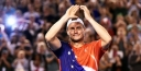 AUSTRALIAN TENNIS LIVING LEGEND LLEYTON HEWITT'S CAREER ENDED BY DAVID FERRER OF SPAIN IN A PACKED MELBOURNE ARENA thumbnail