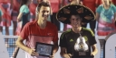 ABIERTO MEXICANO TELCEL (ACAPULCO, MEXICO) – THIEM TOPS TOMIC, HUEY/MIRNYI CLAIM FIRST TEAM TITLE ON THE ATP TENNIS TOUR thumbnail