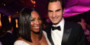 ROGER FEDERER, MARIA SHARAPOVA & SERENA ALL ATTEND THE VANITY FAIR OSCARS PARTY IN HOLLYWOOD & FEDERER ROCKED THE RED CARPET! thumbnail