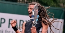 2016 FRENCH OPEN TENNIS – DREDDY TENNIS UPDATE: DUSTIN BROWN WORKS OVERTIME TO REACH THE SECOND ROUND thumbnail