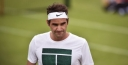 ROGER FEDERER, GAEL MONFILS, JACK SOCK, IVO KARLOVIC AMONG THOSE IN ACTION ON FIRST DAY AT WIMBLEDON TENNIS CHAMPIONSHIPS 2016 thumbnail