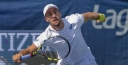 STEVIE JOHNSON ESCAPES ISNER, AND IS JOINED BY IVO KARLOVIC AND GAEL MONFILS IN CITI OPEN TENNIS SEMIFINALS thumbnail