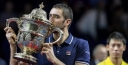 SWISS TENNIS INDOORS FROM BASEL – MARIN CILIC BOOSTS HIS LONDON HOPES WITH WIN OVER KEI NISHIKORI, GRANOLLERS/SOCK WIN DOUBLES TITLE thumbnail
