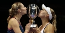 10SBALLS SHARES TROPHY PHOTOS FROM THE WOMEN'S WTA FINALS TENNIS IN SINGAPORE thumbnail
