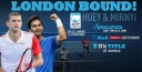 MARIN CILIC CLINCHES PLACE IN BARCLAYS ATP WORLD TOUR FINALS, MAX MIRNYI (THE BEAST) AND TREAT HUEY SECURE FINAL DOUBLES SPOT thumbnail