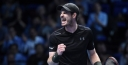 ANDY MURRAY OFF TO WINNING START AT BARCLAYS ATP WORLD TOUR TENNIS FINALS WITH STRAIGHT-SET VICTORY OVER CILIC thumbnail