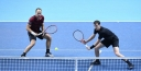JAMIE MURRAY AND BRUNO SOARES CLINCH YEAR-END NO. 1 DOUBLES RANKING, KLAASEN AND RAM ADVANCE AT WORLD TOUR TENNIS FINALS thumbnail