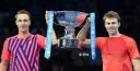 BARCLAYS ATP TENNIS WORLD TOUR FINALS MEN'S DOUBLES RESULTS BY RICKY DIMON thumbnail