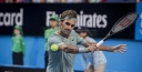 ROGER FEDERER DEFEATS DAN EVANS ON RETURN FROM INJURY AT THE 2017 HOPMAN CUP TENNIS IN PERTH, 10SBALLS SHARES PHOTO GALLERY thumbnail