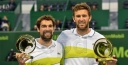 PHOTO GALLERY SHARED BY 10SBALLS FROM THE QATAR OPEN DOUBLES TENNIS FINAL thumbnail