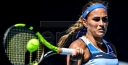 LADIES WTA RESULTS FROM THE 2017 AUSTRALIAN OPEN TENNIS; KERBER, VENUS WILLIAMS, BOUCHARD ALL ADVANCE thumbnail