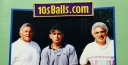 "10SBALLS SHARES DR. DON BROSSEAU'S SAGA ON THE GREATEST CHARITY TENNIS TOURNEY IN HISTORY ""HUGGY BEARS"" thumbnail"