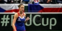 10SBALLS SHARES A PHOTO GALLERY OF THE LATEST PHOTOS FROM THE FED CUP TENNIS thumbnail