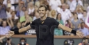 VASEK POSPISIL UPSETS ANDY MURRAY IN INDIAN WELLS, TSONGA ALSO GOES DOWN IN OPENING MATCH thumbnail
