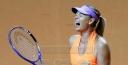 MARIA SHARAPOVA WINS & PLAYS A GREAT FIRST WTA MATCH IN STUTTGART • PORSCHE GRAND PRIX thumbnail