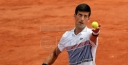 PARIS TENNIS 2017 • DJOKOVIC WINS MATCH NO. 1 WITH AGASSI, NADAL CRUISES TO WIN NO. 73 AT FRENCH OPEN thumbnail