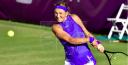 WTA – Mallorca •Azarenka Trails Ozaki When Darkness Halts Play, Bellis Wins On Grass Court Debut thumbnail