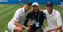 Bryan Brothers Win Four Matches in 48 Hours for Eastbourne Tennis Title thumbnail