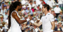 Andy Murray and Rafael Nadal Advance at Wimbledon 2017 thumbnail