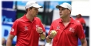 WAYNE BRYAN SHARES HIS BRYAN BROS NEWSLETTER AS BOB / MIKE LEAD TEAM TO VICTORY IN W.T.T. • WORLD TEAM TENNIS thumbnail