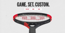 Wilson Introduces Custom Tennis Racket Platform thumbnail