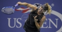 MARIA SHARAPOVA KNOCKS OUT HALEP IN THRILLING U.S. OPEN TENNIS • VENUS WILLIAMS ALSO WINS thumbnail