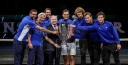 LAVER CUP TENNIS RESULTS • EUROPE WINS INAUGURAL CUP 15-9 • WITH ROGER FEDERER BEING THE M.V.P. • EVENT A HUGE SUCCESS thumbnail