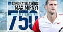 10SBALLS CONGRATULATES BELARUSIAN TENNIS STAR MAX MIRNYI ON HIS 750TH DOUBLES MATCH WIN! thumbnail